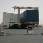 AE0401 Truck position measurement